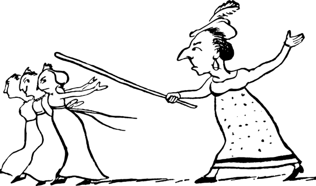 edward-lear-mother-beating-children