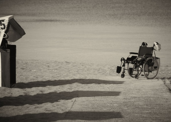 wheelchair-on-beach